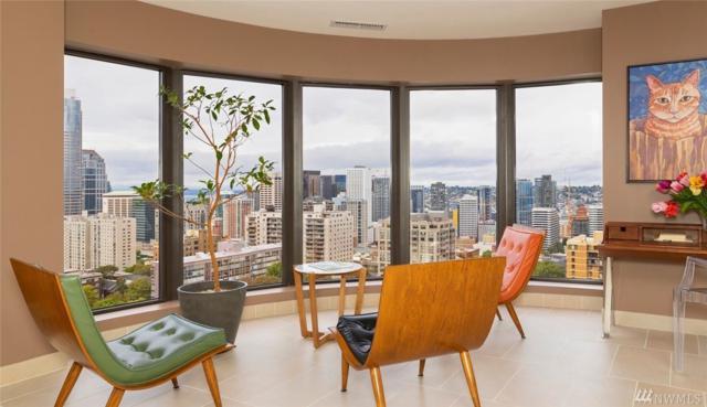 1301 Spring St 18J, Seattle, WA 98104 (#1358792) :: Icon Real Estate Group