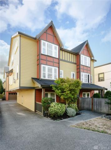 4322 Francis Ave N B, Seattle, WA 98103 (#1358870) :: Beach & Blvd Real Estate Group