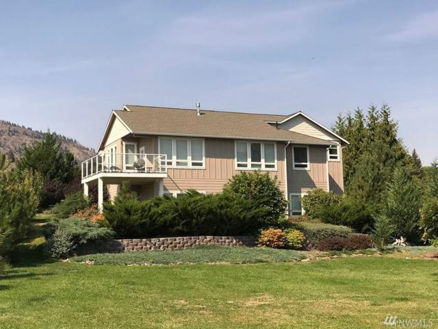 4 Lake Shore North Dr, Oroville, WA 98844 (#1358895) :: Homes on the Sound