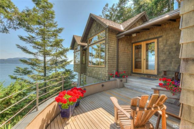 326 Sea Cliff Trail, Orcas Island, WA 98279 (#1358908) :: Real Estate Solutions Group