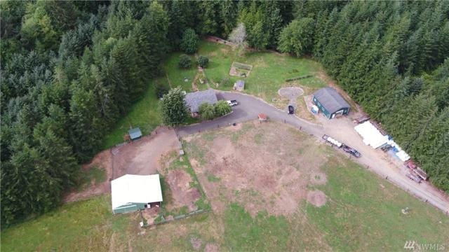 87 Black Creek Rd, Montesano, WA 98563 (#1358963) :: Homes on the Sound