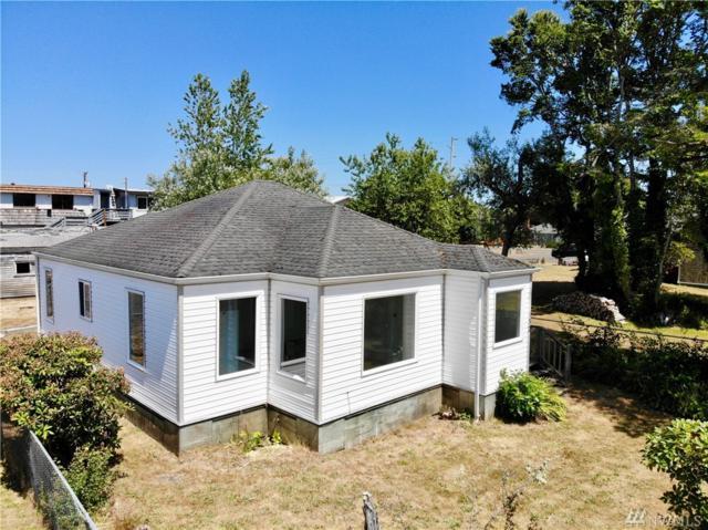 132 W Spokane St, Westport, WA 98595 (#1359100) :: Homes on the Sound
