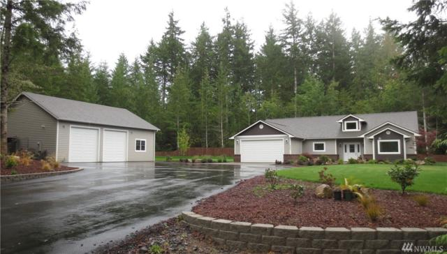 4925 SE Lynch Rd., Shelton, WA 98584 (#1359177) :: Homes on the Sound