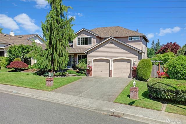 25810 160th Ave SE, Covington, WA 98042 (#1359222) :: Homes on the Sound