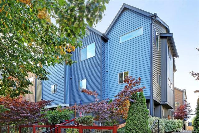 5929 California Ave SW A, Seattle, WA 98136 (#1359239) :: Homes on the Sound