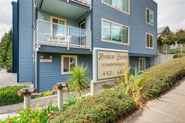 4425 Greenwood Ave N #108, Seattle, WA 98103 (#1359251) :: Beach & Blvd Real Estate Group