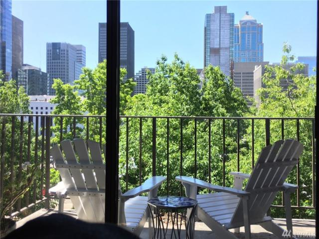 1120 8th Ave #701, Seattle, WA 98101 (#1359382) :: Icon Real Estate Group