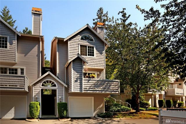 601 12th Ave NW D4, Issaquah, WA 98027 (#1359407) :: Homes on the Sound