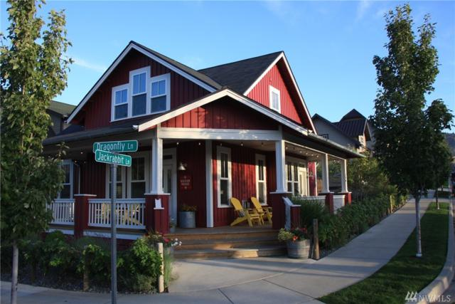 290 Jackrabbit Lane, Chelan, WA 98816 (#1359477) :: Homes on the Sound