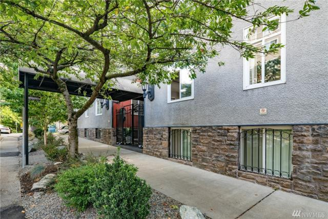 403 Terry Ave #2, Seattle, WA 98104 (#1359509) :: KW North Seattle