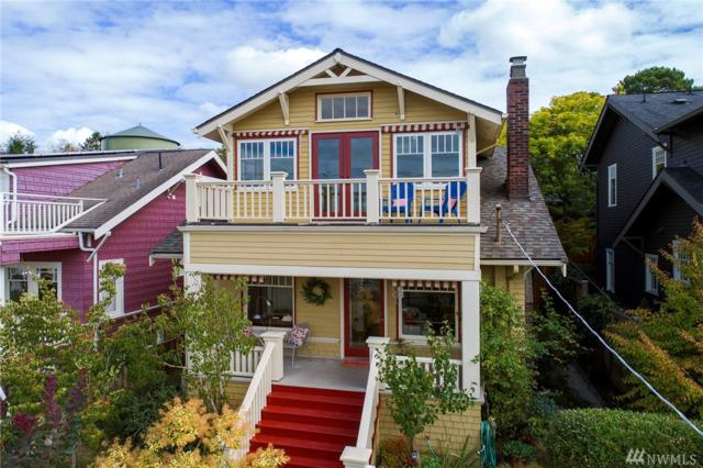 5214 Greenwood Ave N, Seattle, WA 98103 (#1359634) :: Homes on the Sound
