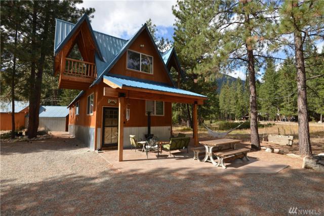 13 Littell Rd, Mazama, WA 98833 (#1359658) :: Better Homes and Gardens Real Estate McKenzie Group