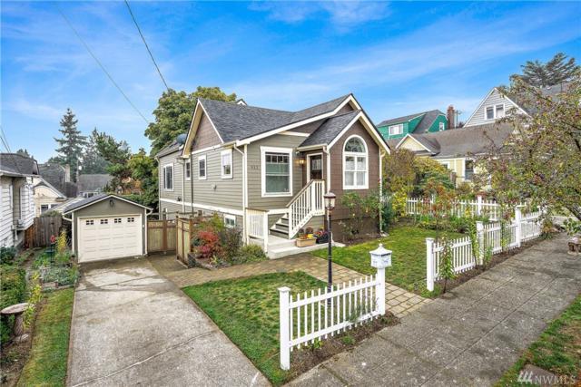913 N 84th St, Seattle, WA 98103 (#1359739) :: Icon Real Estate Group