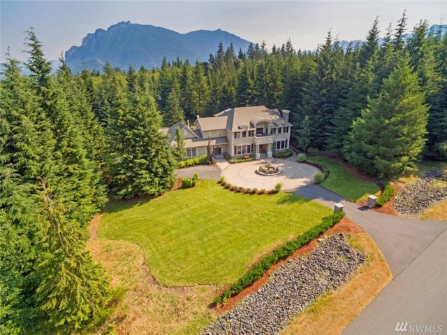 15660 Reserve Dr SE, North Bend, WA 98045 (#1359842) :: Homes on the Sound