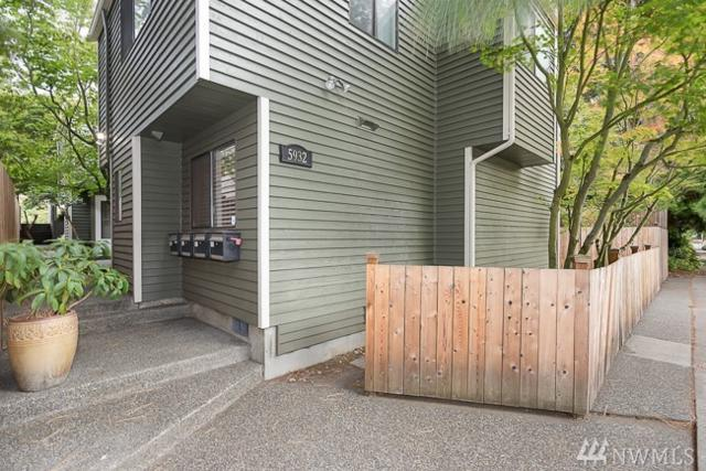 5932 Fauntleroy Wy SW #1, Seattle, WA 98136 (#1359873) :: Homes on the Sound