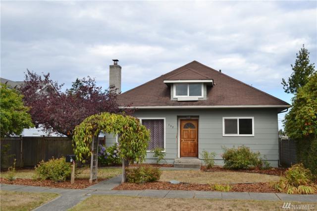309 W 7th St, Port Angeles, WA 98362 (#1359954) :: Homes on the Sound