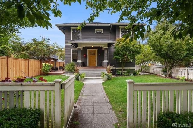5525 16th Ave NE, Seattle, WA 98105 (#1359982) :: Homes on the Sound