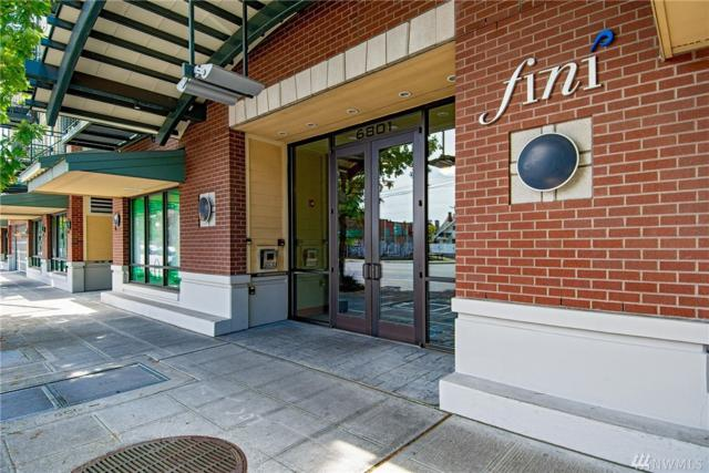 6801 Greenwood Ave N #108, Seattle, WA 98103 (#1360084) :: Homes on the Sound
