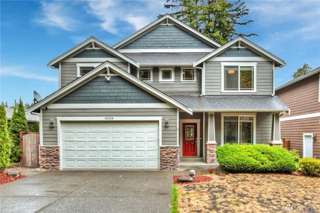 25524 Lake Wilderness Place SE, Maple Valley, WA 98038 (#1360174) :: Homes on the Sound