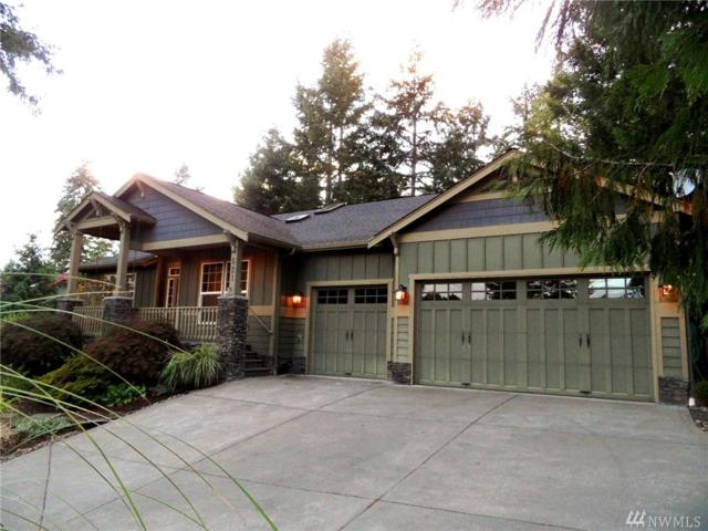 521 E Old Ranch Rd, Allyn, WA 98524 (#1360224) :: Homes on the Sound