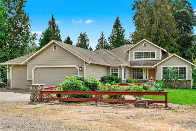 28705 SE 258th St, Ravensdale, WA 98051 (#1360240) :: Homes on the Sound