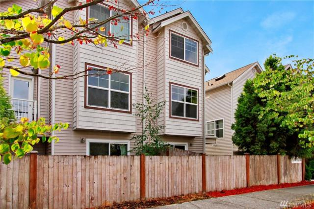 1141-A N 94th St, Seattle, WA 98103 (#1360247) :: Homes on the Sound