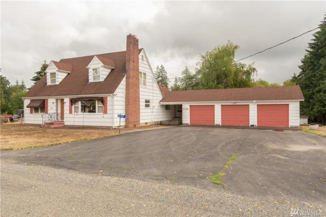 136 Morton Rd, Winlock, WA 98596 (#1360401) :: Homes on the Sound