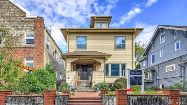 822 32nd Ave, Seattle, WA 98122 (#1360447) :: Homes on the Sound