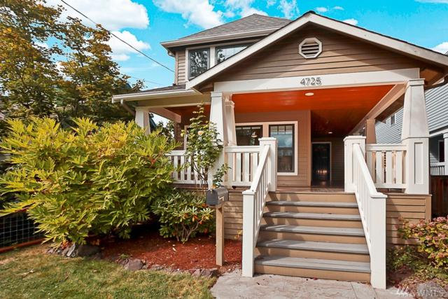 4725 38th Ave NE, Seattle, WA 98105 (#1360506) :: Homes on the Sound