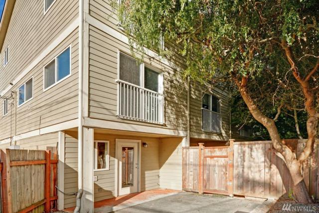 8121 SW Delridge Wy SW C, Seattle, WA 98106 (#1360541) :: Real Estate Solutions Group