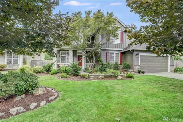 505 SE 8th St, North Bend, WA 98045 (#1360555) :: Homes on the Sound