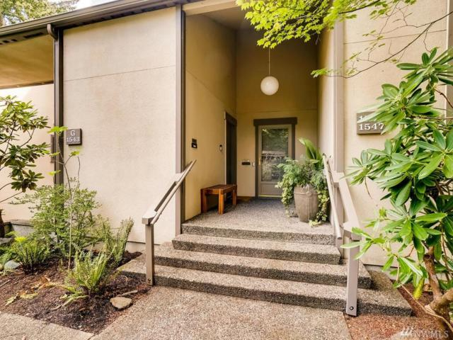 1547 NE 143rd St G-4, Seattle, WA 98125 (#1360627) :: KW North Seattle