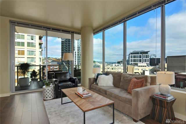 910 Lenora St #1001, Seattle, WA 98121 (#1360718) :: Alchemy Real Estate