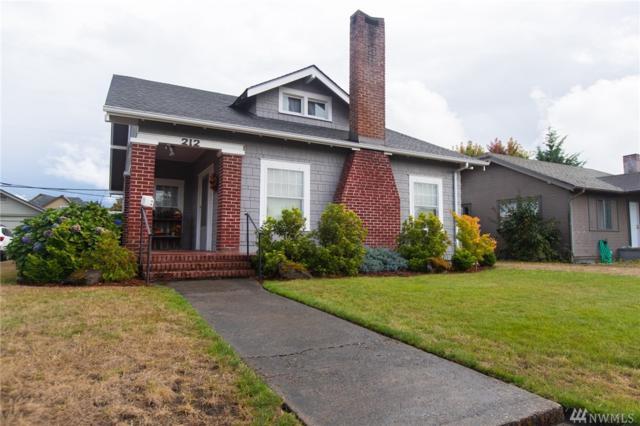 212 N Oak St, Centralia, WA 98531 (#1360855) :: Homes on the Sound