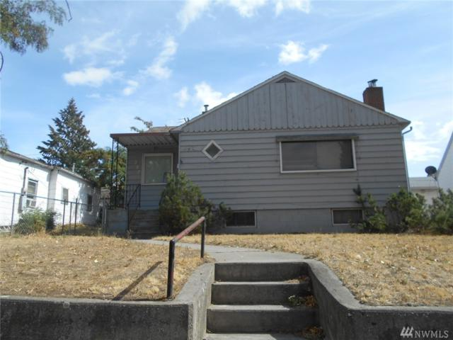 307 W 3rd Ave, Ritzville, WA 99169 (#1361037) :: The Robert Ott Group