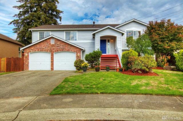 15928 SE 261st Ct, Covington, WA 98042 (#1361114) :: Homes on the Sound
