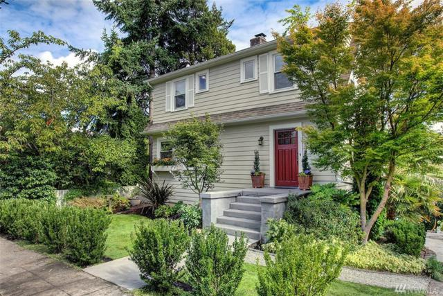 4004 50th Ave NE, Seattle, WA 98105 (#1361174) :: Homes on the Sound