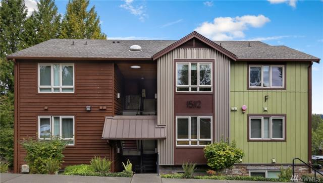 15112 NE 82nd St #302, Redmond, WA 98052 (#1361263) :: KW North Seattle