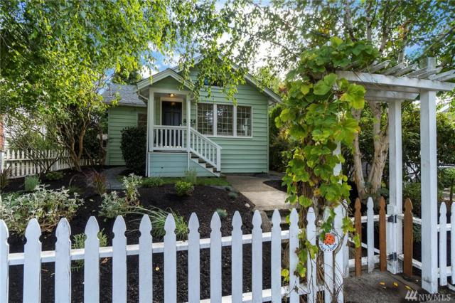 8024 27th Ave NW, Seattle, WA 98117 (#1361269) :: Homes on the Sound