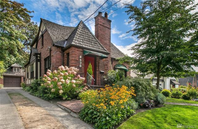 8430 Fauntleroy Wy SW, Seattle, WA 98136 (#1361284) :: Homes on the Sound