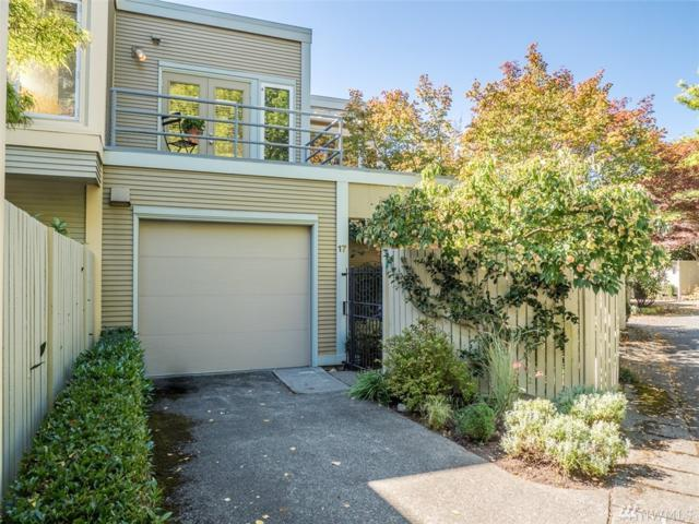 101 NW 58th St #17, Seattle, WA 98107 (#1361322) :: Homes on the Sound