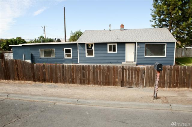 302 S 4 Th. Ave, Othello, WA 99344 (#1361404) :: Homes on the Sound