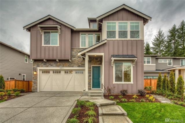 12140 173rd (Homesite 38) Place NE, Redmond, WA 98052 (#1361495) :: Homes on the Sound
