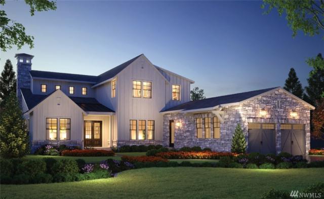 842 245th Place NE Lot 7, Sammamish, WA 98074 (#1361534) :: Homes on the Sound