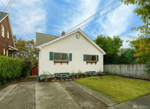 5714 35th Ave NE, Seattle, WA 98105 (#1361544) :: Homes on the Sound