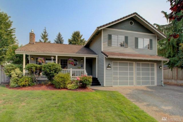 13706 SE 202nd Ct, Kent, WA 98042 (#1361553) :: Homes on the Sound