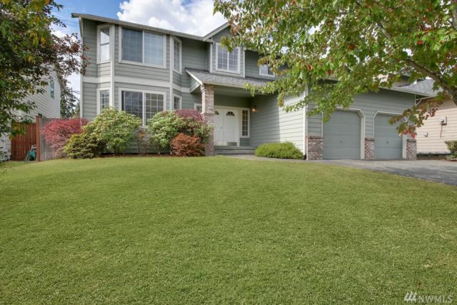 31921 52nd Ave S, Auburn, WA 98001 (#1361600) :: Homes on the Sound