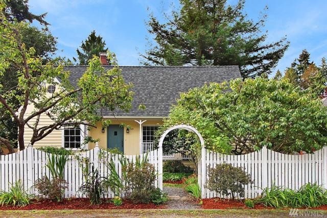 739 N 165th St, Shoreline, WA 98133 (#1361620) :: Ben Kinney Real Estate Team