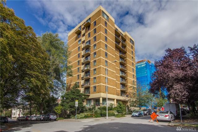 1300 University St 9A, Seattle, WA 98101 (#1361624) :: Icon Real Estate Group