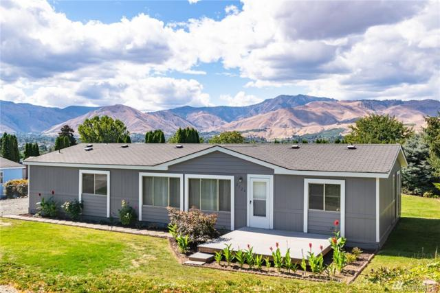 2724 NW Columbia Ave, East Wenatchee, WA 98802 (#1361667) :: Homes on the Sound